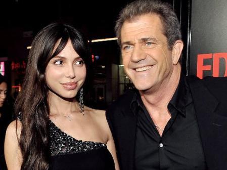 Mel Gibson Oksana Grigorieva
