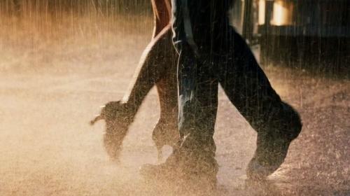 rain dance feet