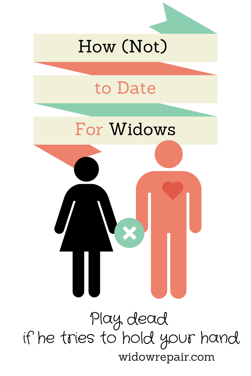 Dating a Widower - How to Date a Widower - Stages of Dating a Widower